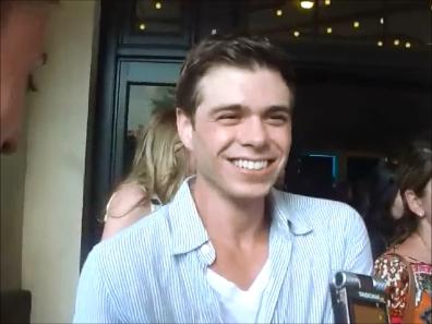 Matthew tonen his beautiful white teeth <33333