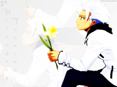 My Fav character u ask?! Toshiro-San Of COURSE!!!!!!!