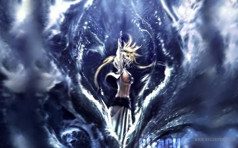 Espada # 3: Harribel :3