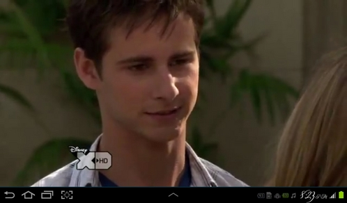 Kelly Blatz from Aaron Stone who portrayed as Michael in Prom Night movie