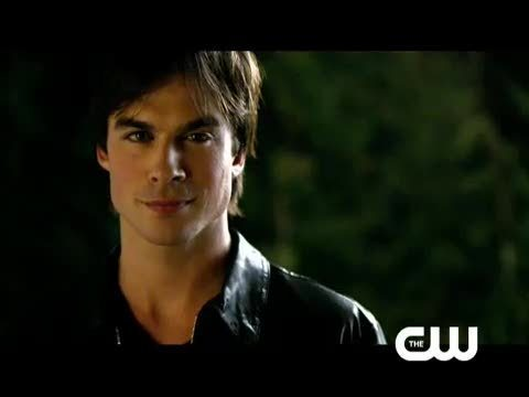 Ian Somerhalder who plays Damon Salvator in The Vampire Diaries.