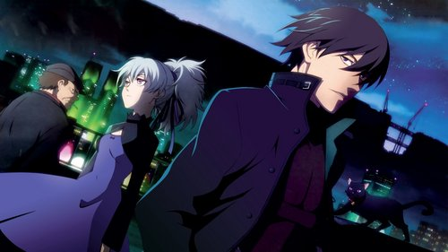 DARKER THAN BLACK. MUST. CONTINUE.