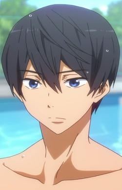 Is Haruka from Free! a loner?? I think he is...maybe???