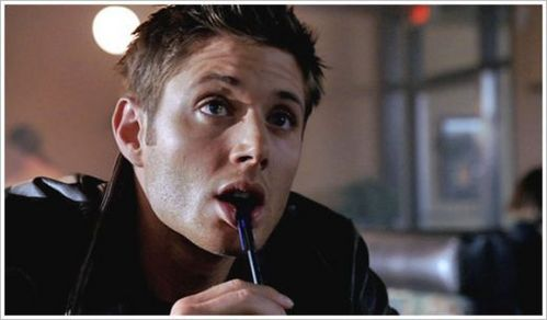 Jensen in Supernatural