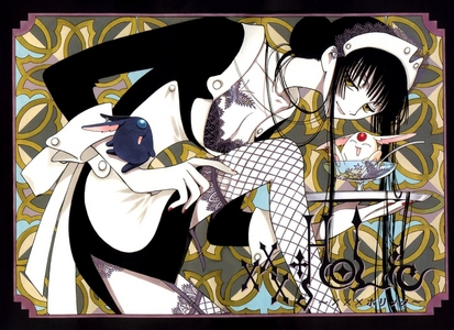 XXXHolic!!!!! I 사랑 this Series so much, it would be awesome if they continued it :3 PICTURE-------Yuko (^3^)
