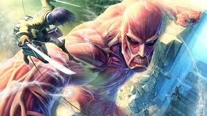 Attack on Titan :D I liked it a lot, and I can't wait for the sekunde season AND.... the movie :)