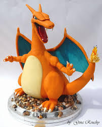 HAPPY BIRTHDAY, I HOPE I AM NOT LATE, AND HERE IS A CHARIZARD CAKE ITS EPIC AND TASTY XD