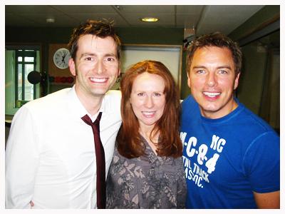 JB,Catherine,David!
