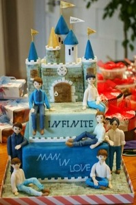 [b][i]Happy BirthDay~[/b][/i] [b]Sorry about the cake~[/b]