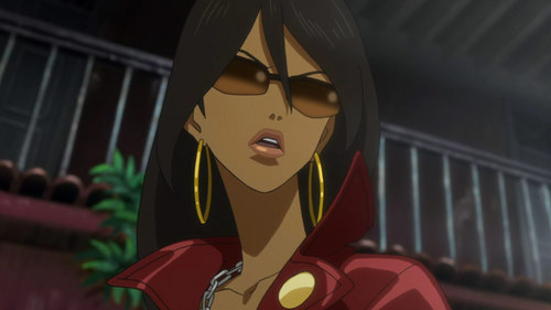 Michiko from Michiko to Hatchin