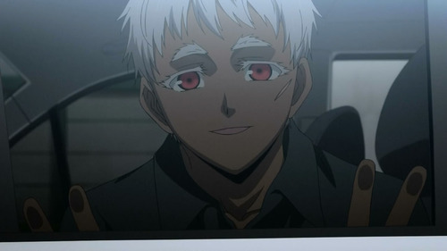 Jonah from Jormungand!