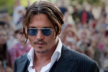 Johnny Depp <3 for Nerdbuster2 aka, Chole!