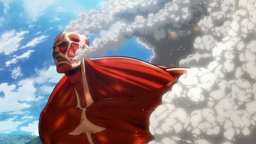 Attack on Titans should be continued ...