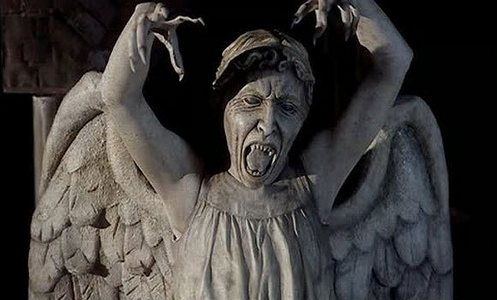 Weeping Angels!