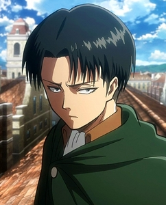 LEVI. Killing Titans with a straight face.. Win. http://31.media.tumblr.com/bb2605ce665dedc5b5526347f3003737/tumblr_mp8zawdv7s1rt4r1lo1_400.gif