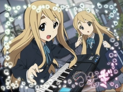 If Mugi broke her key bored then it would be very sad :( If that's what you mean?!?!