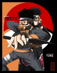 Obito is the former team mate of Rin and ककाशी and student of Minato the fourth hokage. He is also Tobi या aka madara uchiha.
