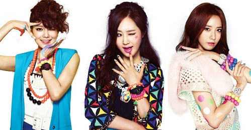 yoona and sooyoung and yuri