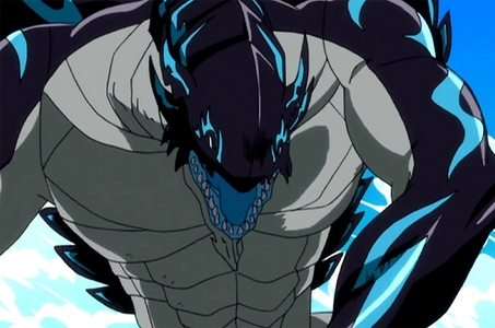 Acnologia from Fairy Tail.