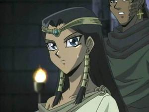 Ishizu Ishtar from Yu-Gi-Oh! <3