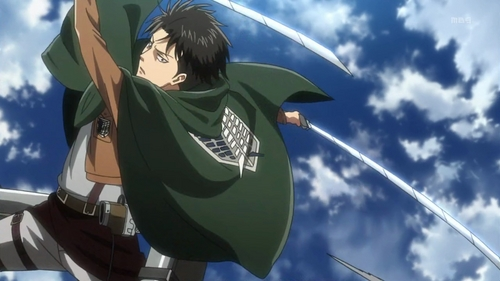 Levi from SnK