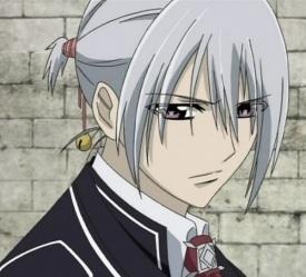 Ichiru Kiryuu from Vampire Knight