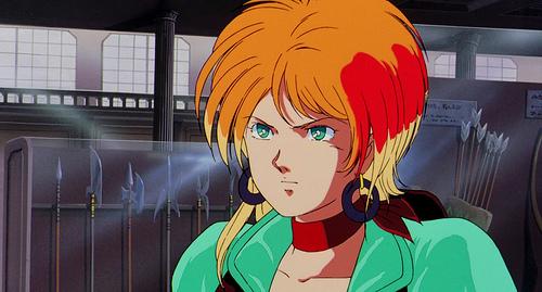 Drosie Mua from Mobile Suit Gundam F91