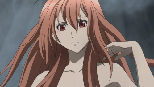 Hakaze Kusaribe from Blast of Tempest