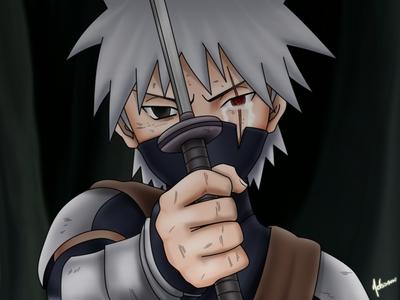 Kakashi Hatake (Naruto Shippuden)