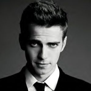 I find Hayden Christensen very cute<3