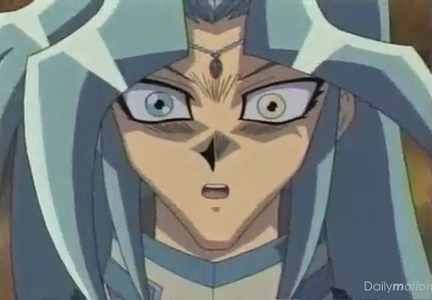 All righty! Here's Dartz-sama from Yu-Gi-Oh!