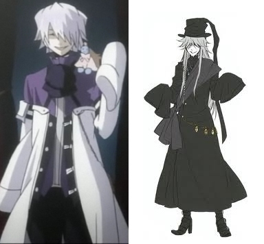 Xerxes and Undertaker