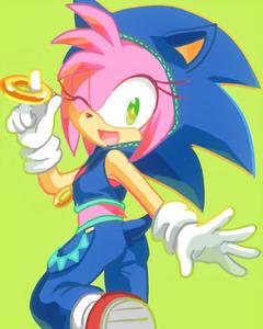 Dafuq? xD द्वारा the way, I would rape Amy Rose. Just sayin' x3