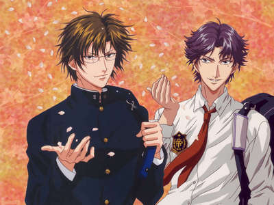 "Kunimitsu Tezuka and Keigo Atobe from Prince of tenis had their first name starts with the letter ""K""..."