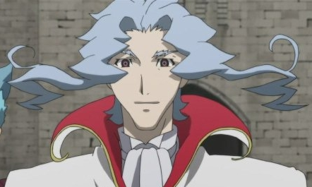 Seishirou Kirishiki from Shiki.