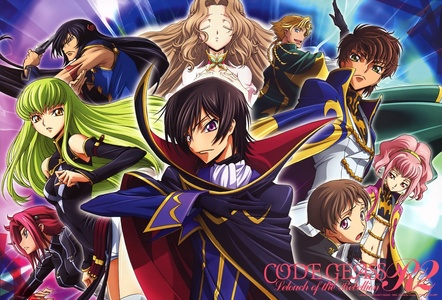 Here's what I possibly recommend: 1. Code Geass (Picture) 2. inuyasha 3. Rave Master 4. One Piece 5. Black Cat 6. Dragonaut the Resonance 7. Nura: Rise of the Yokai Clan 8. Spice + lobo 9. Sword Art Online 10. Buso Renkin 11. Inuyahsa the Final Act 12. Yu Yu Hakusho