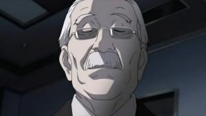 Quillsh Wammy (Watari) from Death Note.