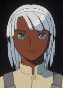 Loran Cehack from ∀ Gundam