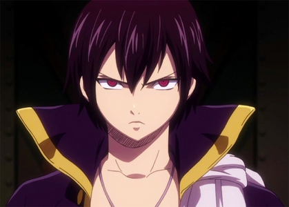 Zeref from Fairy Tail.