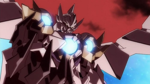 Vali Lucifer from High School DxD New.