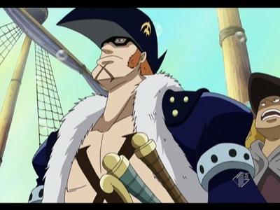 X patong lalaki (One Piece)
