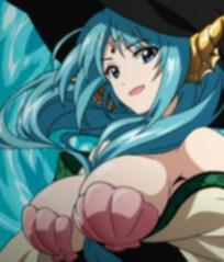 Yamraiha from Magi