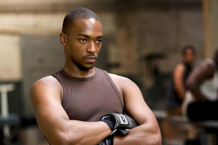 Anthony Mackie...what a mack hottie:)