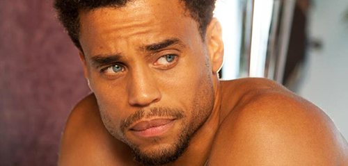 Michael Ealy. I think he's beautiful
