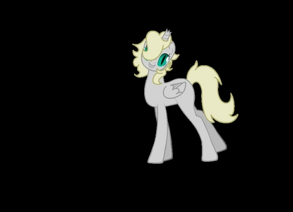 Name: Nightmare Dust Age: Roughly over 1,000 years old. Gender: Mare Race: Alicorn (Evil) Appearence: A twisted, curly, pale-yellow mane followed with a ragged tail, Nightmare Moon-styled wings, a broken horn, and a dreadful shade of gray. Likes: Scaring everypony, probably even sometimes KILLING them. Dislikes: Ponies who do not fear her Friends: Ponies who befriended her (A couple :P) Family: Princess Celestia, Princess Luna (Sisters) Cutie Mark: A red skull on আগুন with blue coloured fire. Backstory: 1,000 years ago, Tia, Luna, and her lived together in harmony in the Canterlot দুর্গ with their mother and father. Months later, when Celestia started to become popular, her own sister, Princess Dust, had started to become forgotten. She started to get jealous of her sister's popularity, and decided to run away from home. And yet, she did. Years later after she ran away from home, she tripped on a rock and broke her most personal item: Her horn. She soon planned revenge to stop both Tia from raising the sun, but she wanted MORE. She wanted Luna to stop raising the moon, as well. She wanted time to stop and to tremble at her feet as she works her magic to find out a spell that will stop time, once and for all!
