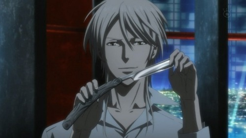 Makishima Shogo from Psycho-Pass