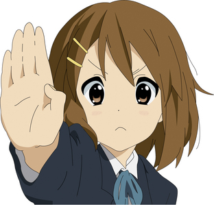 Yui from K-on <3