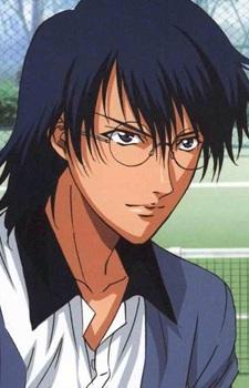 Yuushi Oshitari from Prince of tenis