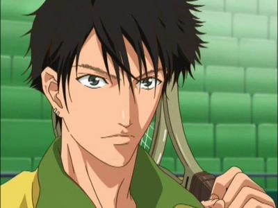Hikaru Zaizen from Prince of tênis