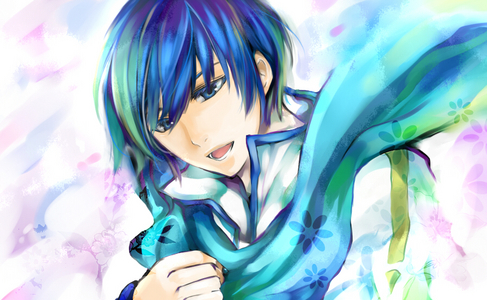Shion Kaito~!! ♥ (Vocaloid)